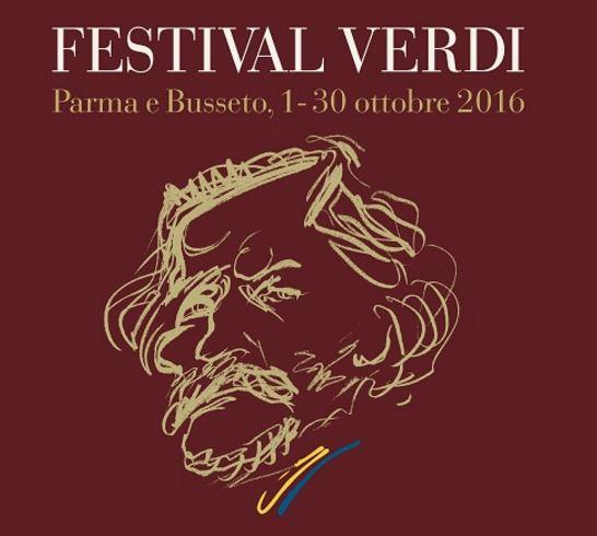 Festival Verdi 2016 – Teatro Regio di Parma