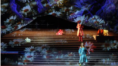 """Teatro Comunale """"Luciano Pavarotti""""- LUCIA DI LAMMERMOOR –  19 febbraio 2016"""