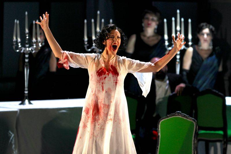 """""""Lucia di Lammermoor""""  al Teatro Carlo Felice dal 29 maggio al 5 giugno 2018"""