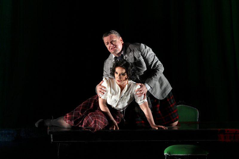 GENOVA: Lucia di Lammermoor, 5 GIUGNO 2018