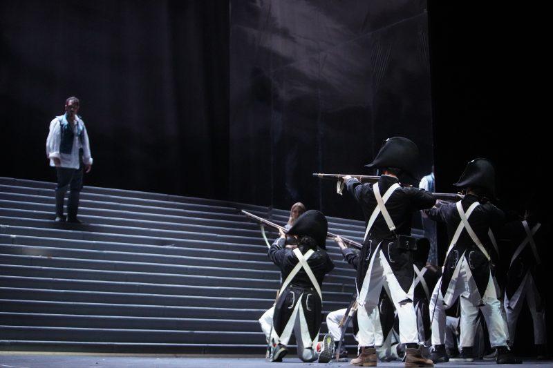 «Che dice il Cavalier?»  Tosca al Teatro Municipale di Piacenza, 15 e 17 marzo 2019