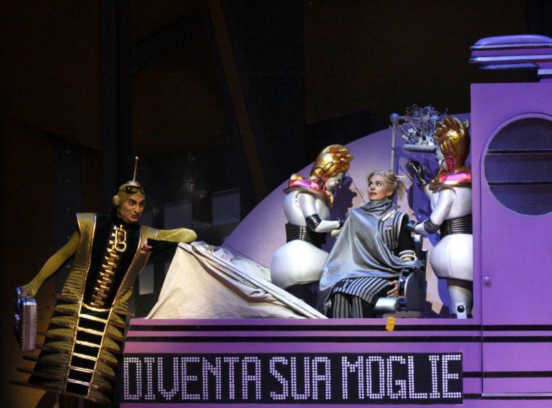 HAMBURG: la Cenerentola – Gioachino Rossini, 31 dicembre 2019