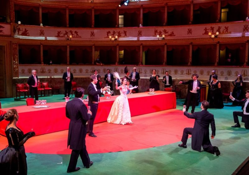 MODENA: La traviata – 14, 16 e 18 ottobre 2020
