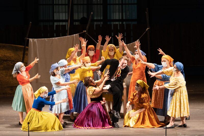 TORINO: Elisir d'amore – Gaetano Donizetti, 18 giugno 2021